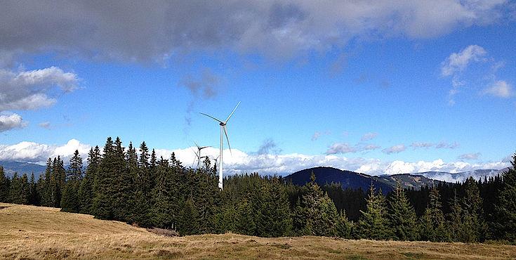 Investitionen in erneuerbare Energie